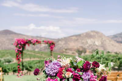 Decoración de ceremonia 2017: ¡las mejores ideas para triunfar en tu matrimonio!