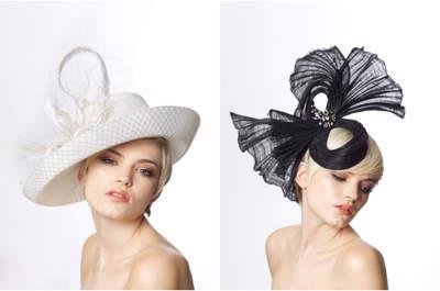 Inspiración: elegantes sombreros para invitadas