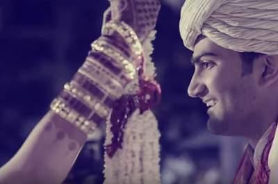 Ravi + Deepa's Magical Desert Real Wedding at the St Regis in Abu Dhabi
