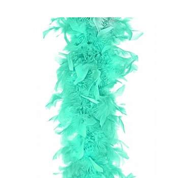 Foto: Boa de plumas Tiffany