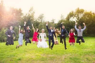 Crea una red social exclusiva para tu boda y ¡comenta, comparte y diviértete!