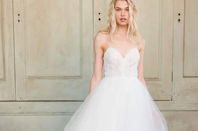 Discover the Most Current Trends for 2018 Brides!