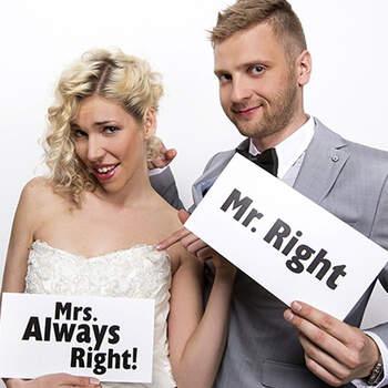 Letrero para matrimonio. Compra en The Wedding Shop.