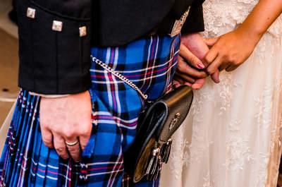 Casamento temático de Clara & Jamie: cerimônia descontraída em Copacabana une brasileira e escocês!