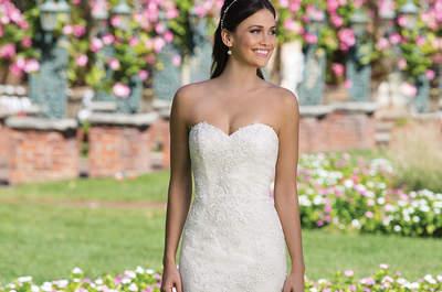Verführerische Brautkleider von Sincerity Bridal: Die perfekte Symbiose aus Jugend & Eleganz