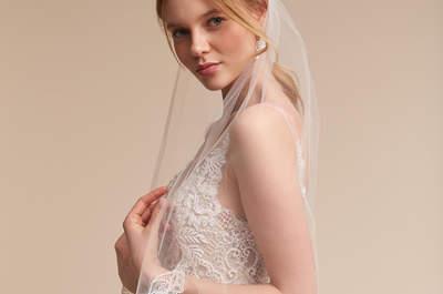 Véus de noiva: conheça os diferentes estilos e escolha o seu!