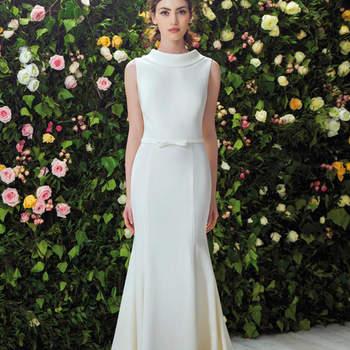 ceda3961657e Abiti da sposa Blumarine 2017  un brand storico che parla alle spose ...
