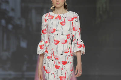 Robes de soirée à imprimés : de la couleur et du pep's pour votre tenue d'invitée