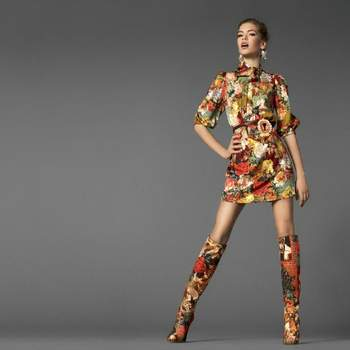 Foto: Dolce Gabbana 2013 - Oficial Fan Page