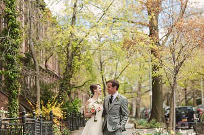 Real Wedding: La boda más divertida en Nueva York