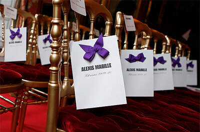 das Hochzeitshaus: Eine Hochzeitsplanerin gibt Tipps zur Tischordnung