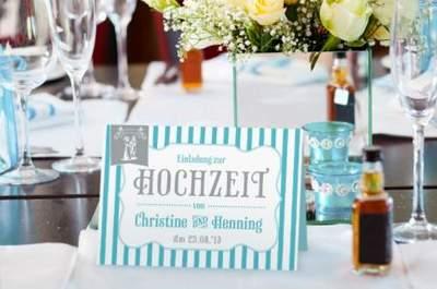 Tolle Einladungskarten zur Hochzeit: Kreativ und unverwechselbar!