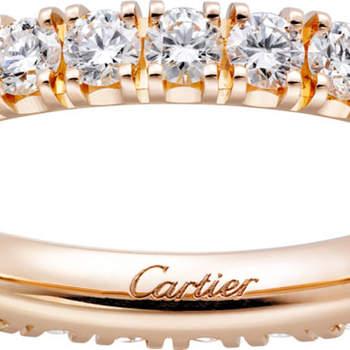 Aliança Clássica. Créditos: Cartier