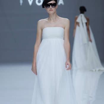 Sophie et Voilà. Créditos: Barcelona Bridal Fashion Week
