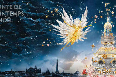 Venez fêter un Noël d'exception au Printemps