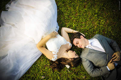 Casamento de Sarah e Jorge: festa e álbum de fotos que entraram para a história!
