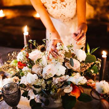 Foto: Arte Magna | Decoração: Crachá Wedding Agency,