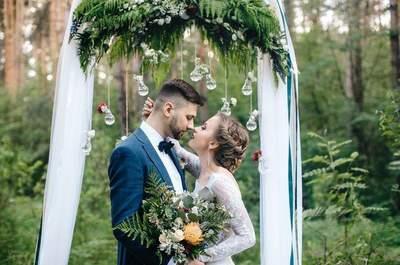 Органика: 7 шагов к вашей натуральной свадьбе!