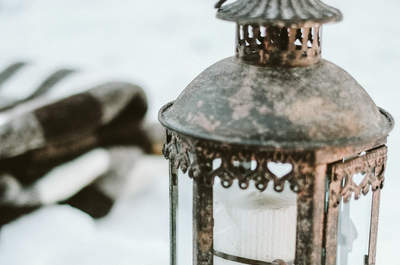 Une inspiration romance en montagne pour un mariage en hiver