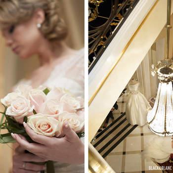 Detalle del ramo de la novia. Una copia del mismo se sorteó entre las asistentes al evento. Foto: Belle Day. http://belleday.com/es/