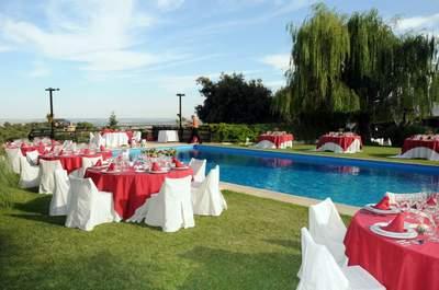 Deja a tus invitados sin aliento con una boda en plena sierra de Madrid