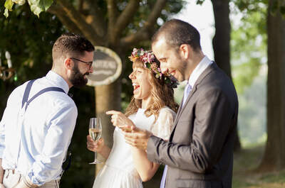 10 palabras que tendrán protagonismo en tu boda sin lugar a dudas