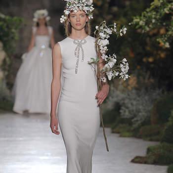 Reem Acra -Credits: Barcelona Bridal Fashion Week