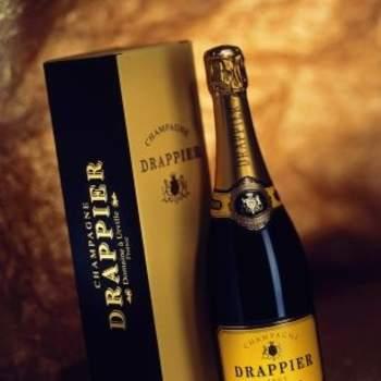 Photo : Champagne Drappier