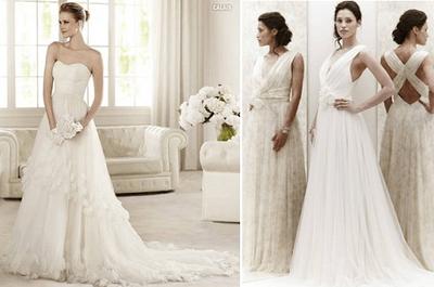 Noivas de ancas largas: dicas para escolher o vestido de noiva