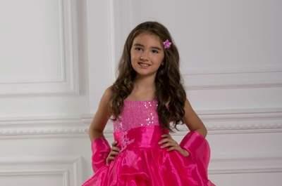 Christella Créations : des tenues de cérémonie chics et raffinées pour les enfants de votre mariage