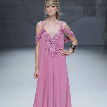 Matilde Cano. Credits_ Barcelona Bridal Fashion Week(3)