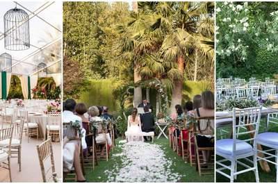 Las 11 mejores fincas para celebrar tu boda en Andalucía