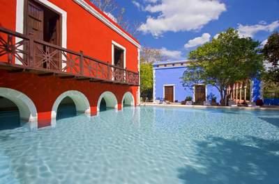 Hacienda Santa Rosa: o melhor lugar no México, para um casamento digno de princesa