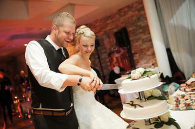 Hinreissende Hochzeitsreportage aus Regensdorf – Sandra & Colin auf Wolke 7!