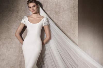 Confira os 80 vestidos de noiva St. Patrick 2017 mais maravilhosos: você vai amar!