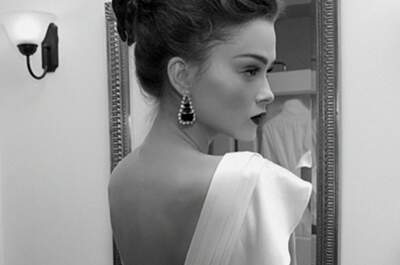 Wedding Dress Designer Spotlight: Ronen Farache