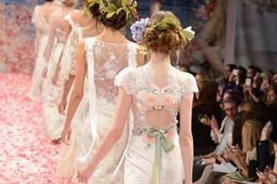 Claire Pettibone Bridal Collection Fall/Winter 2013