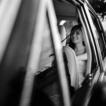 Cada momento es bueno para reflejar todas las emociones de los novios. Foto: U&U photo. Web: http://www.u-uphoto.com/