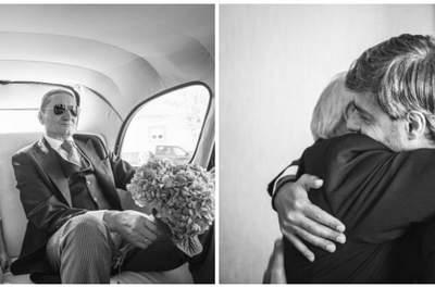 Una boda muy especial en mi querida tierra gallega: la boda de Ana y Felipe