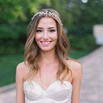 Cabelo de noiva solto | Credits: Lane Dittoe Photography