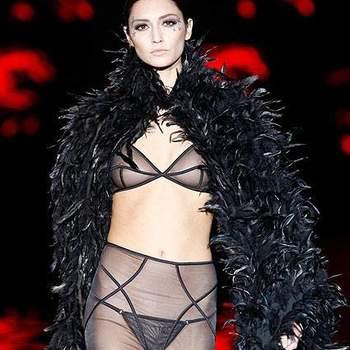 As lingeries do Andrés Sardá seduzem a cada temporada: sexy, ultrafemeninas e sedutoras, são perfeitas para a noite de núpcias.