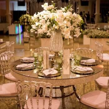 Decoração de casamento com espelhos: luminosidade e glamour!