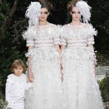 Photo:  Chanel Spring/Summer 2013