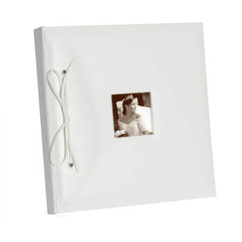 Libro De Firmas Con Marco Para Foto- Compra en The Wedding Shop