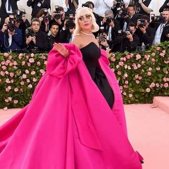 Lady Gaga de Brandon Maxwell. Credits: IG sdcc_20191