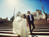 Top 8 Wedding Planners a Roma: sposi romani, diamo inizio allo spettacolo!