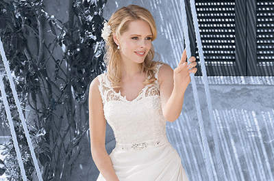 KLEEMEIER Hochzeitskleider 2014 - Die Brautmode mit dem gewissen Extra