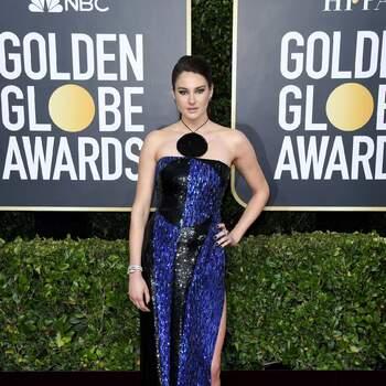 Shailene Woodley abito Balmain. Crédits Cordon Press