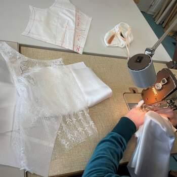 Semiha Bähr. Brautkleider Made in Germany