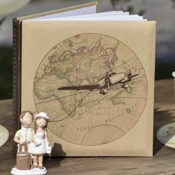 Livre D'or Voyage - The Wedding Shop !